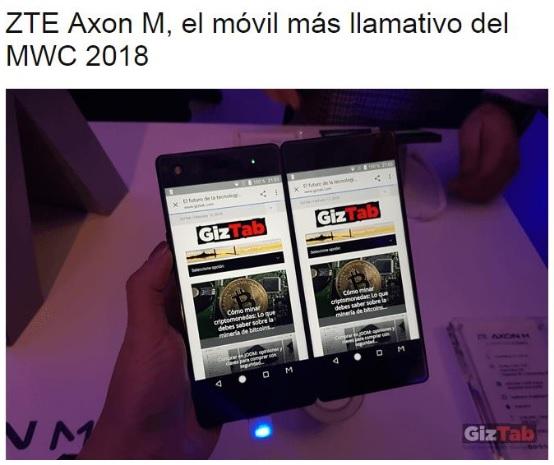 MWC2018最具吸引力的智能手机