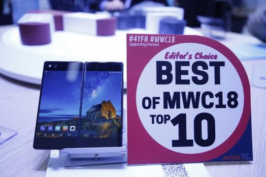 编辑精选 MWC2018最佳产品Top10