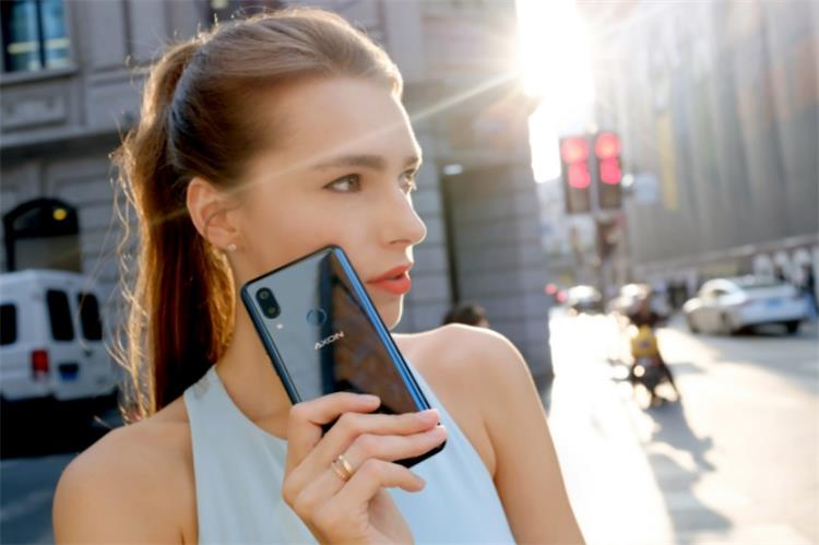 The ZTE Axon 9 Pro Impresses with Axon Vision™, a Graphics
