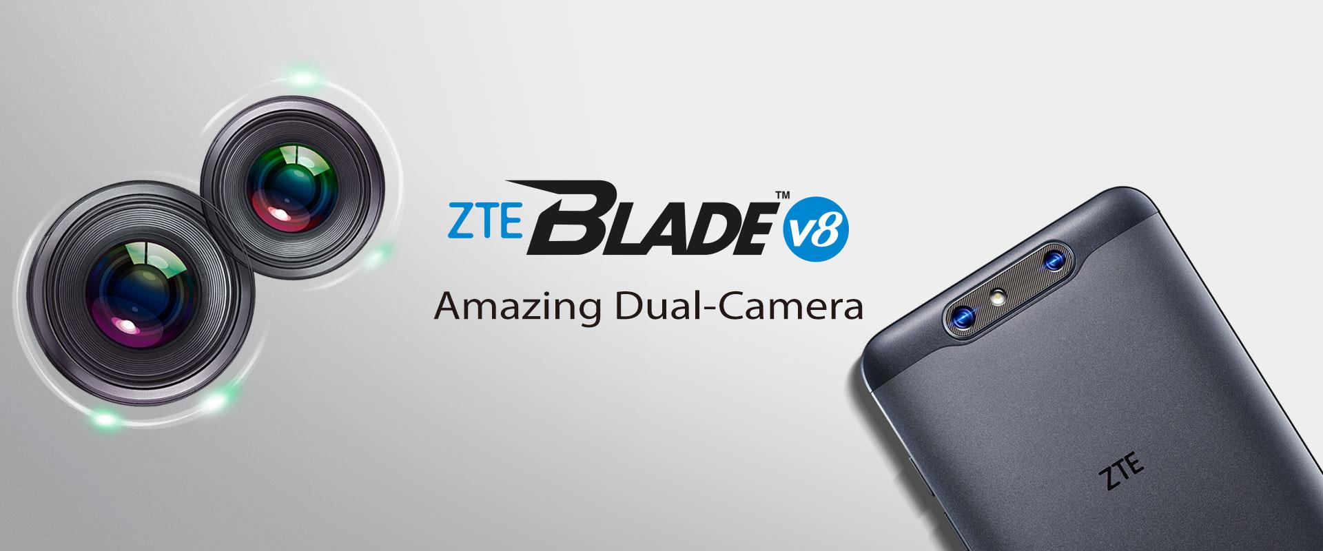ZTE BLADE V8-WEB