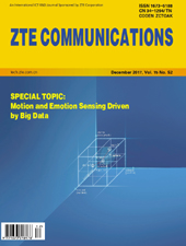 Motion and Emotion Sensing Driven by Big Data  No.S2 2017, No.60 in all volumes