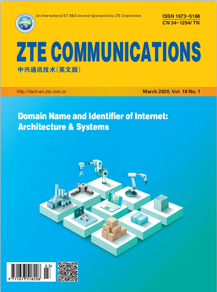 Special Topic on Domain Name and Identifier of Internet: Architecture & Systems No.1 , No.69 in all volumes
