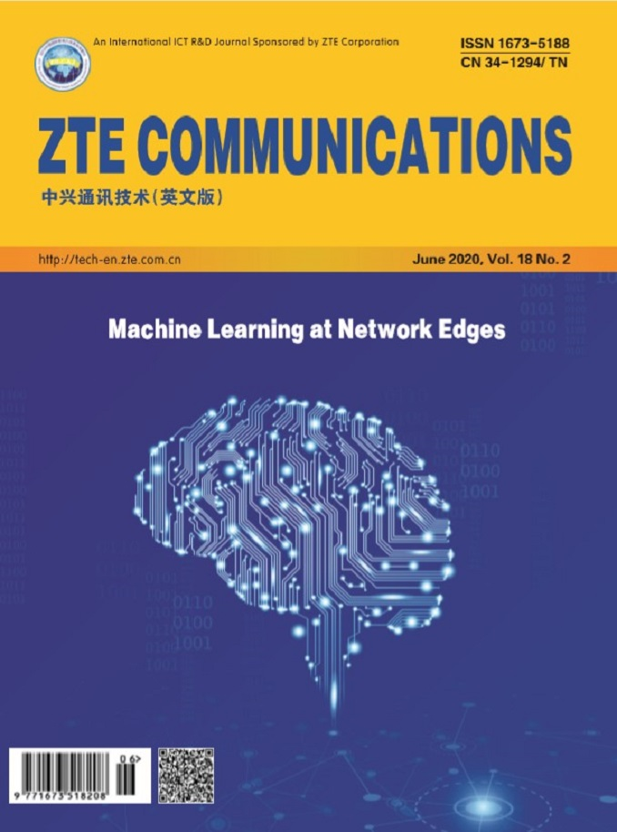 Special Topic on Machine Learning at Network Edges No.2 , No.70 in all volumes