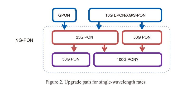 The Evolutionary Path of NG-PON