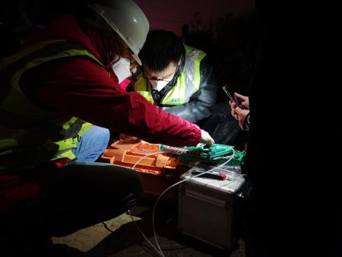 中兴通讯助力中国移动架起武汉雷神山医院生命救治的信息桥梁